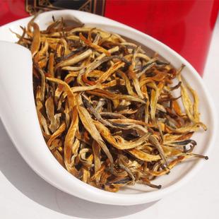 君点茶叶云南滇红茶昌宁极品有机红茶大金芽香浓回甘特价包邮高端