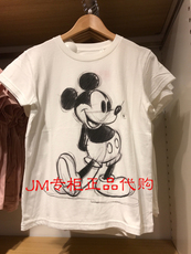 Футболка Uniqlo 182989 Disney