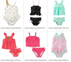 Men swimsuits Juicy COUTURE Wonderkids 0-16
