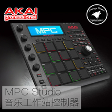MIDI контроллер Akai MPC Studio Black
