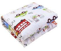 Authentic kids winter cartoon cotton washable padded baby nursery products factory direct