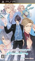 pc/psp��Ů�[���brothers conflict �ֵ�֮���W��ε�{+���� ����