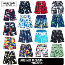 Sports casual thin 5-point big underpants Summer Shorts