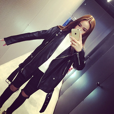 Leather jacket Coco limited bd251 COCO