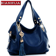 Bana bag 2013 new wave of European and American casual shoulder bag female bag lady hand bag big bag diagonal