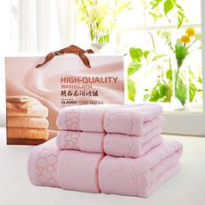 Банное полотенце, махровое