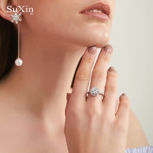 Su Xin Jewelry index finger cold wind ring female Japanese and Korean trendsetter personality atmosphere versatile fashion simple creative ring
