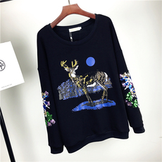 Women's sweatshirt