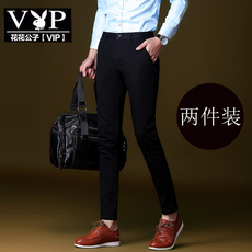 Casual pants Playboy Playboy VIP collection