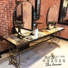 Зеркало для салона красоты Новый промышленный