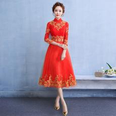 Evening dress Yibeiti ybt1040 2017