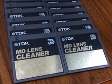 MD-плеер TDK Md Md Cleaner MD