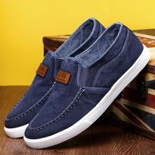 New style students' casual men's shoes in autumn