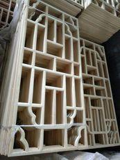 Резные деревянные панели