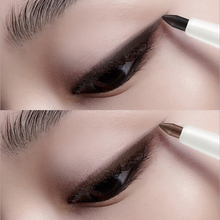 Li Jiaqi, puppet, eye liner, gel pen, brown novice beginner, non stunning, waterproof, very thin pencil hard head.