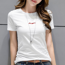 New super fire CEC cotton loose fitting T-shirt