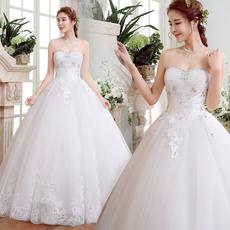 Свадебное платье hs7078 2016