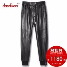 Кожаные брюки Dandikeni 100/1612 2016