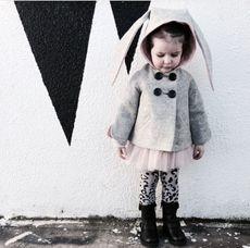 Пальто детское Littlegoodall Littlegoodall2016