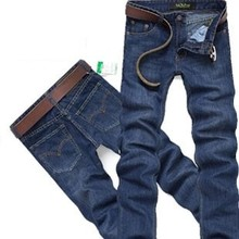 Autumn and winter casual straight fit elastic free pants