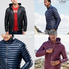 Men's down jacket Abercrombie&Fitch Abercrombie Fitch
