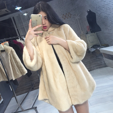 Fur garments Y.lanjiaren 8821 2017