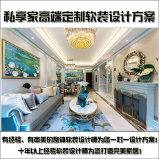 Private high/end indoor drapery design 2016