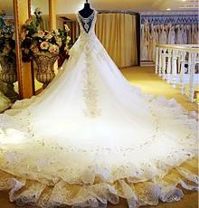 Свадебное платье F002 2016