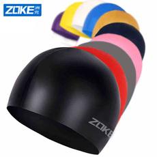 шапочка для плавания Zoke 612503203