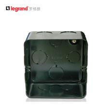 Электромонтажная металлическая коробка TCL 110*110