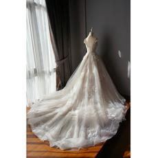 Свадебное платье Man Ting Fang s227