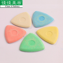 Color powder painting coat powder cutting marking chalk triangle painted powder needle and thread to sew DIY hand tool boxes
