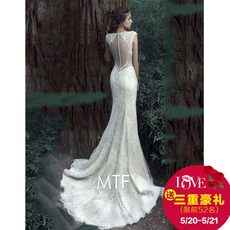Wedding dress Man Ting Fang s151f
