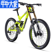 Горный велосипед The watchdog Commencal SUPREME