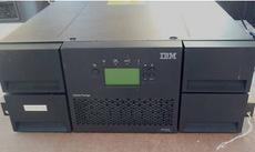ленточная библиотека IBM ts3200 3573-l4u ленточные