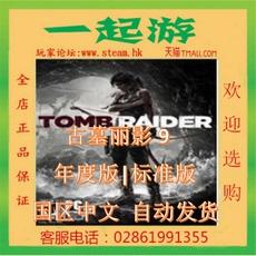 Компьютерная игра Tomb Raider GOTY Edition