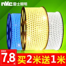 светодиодный дюралайт NVC LED 5050/3528
