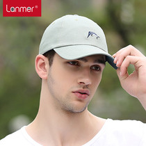 Lanmer Korean wave outdoor Hat fashion hats for men and women summer baseball cap casual caps