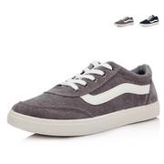 Versión zapatos onales de los hombres coreanos de los deportivos británicos zapatos de lona bajos de los zapatos hombres zapatos tendencia de la moda de los zapatos de la juventud estudiantil
