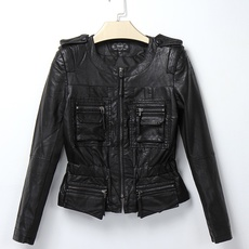 Leather jacket OTHER 8012 Pu