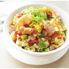 Fried rice with online reservation