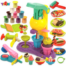 Modeling clay Gold rosita 8828 3D