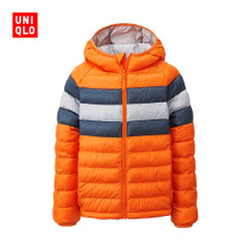 детское пальто Uniqlo uq159600000 WARM PADDED