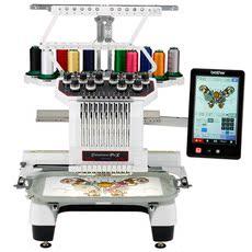 Швейная машина Brother PR-1050X 10