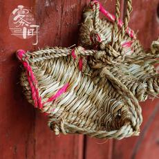 Плетеные сувениры народности бай Story of