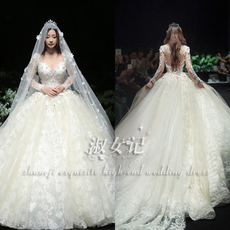 Wedding dress Lady in mind hs162