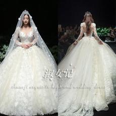 Свадебное платье Lady in mind hs162