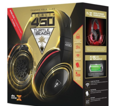 Наушники Turtle beach Stealth450