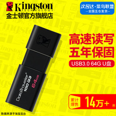 USB накопитель KingSton 64gu USB3.0 DT100