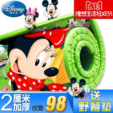 Developing a crawling mat Disney 2cm